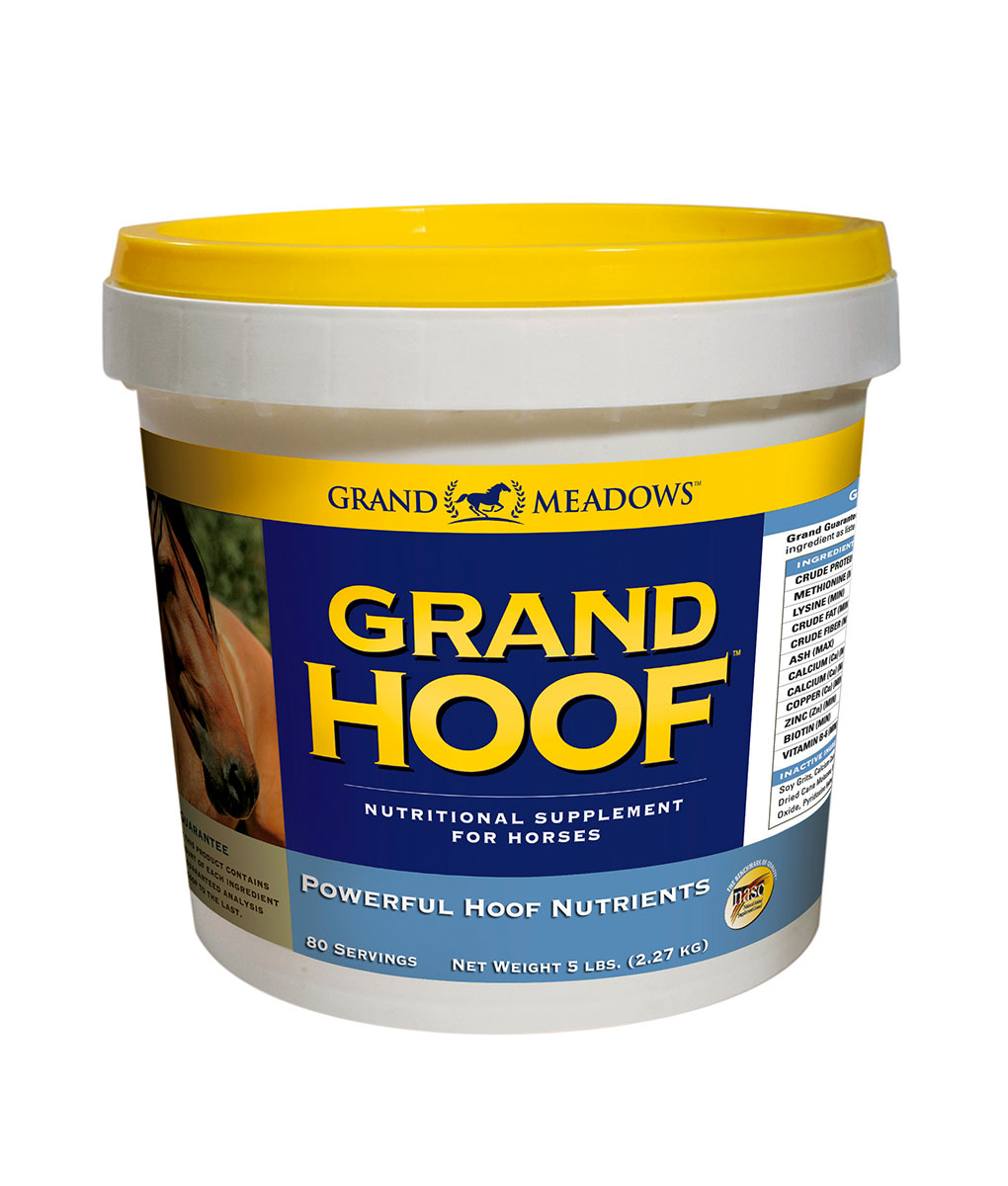 Grand Meadows Horse Hoof Supplement