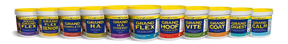 Grand Meadows Horse Supplements