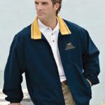 Grand Meadows Mens Lightweight Microfiber Jacket